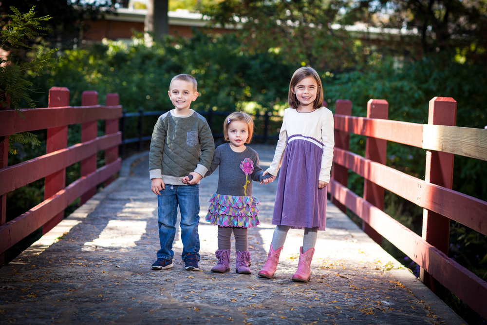 fall kids portrait photographer