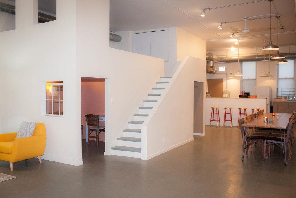 Lincoln Park Studio Space