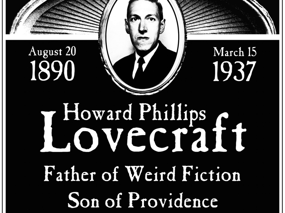 Lovecraft Sign