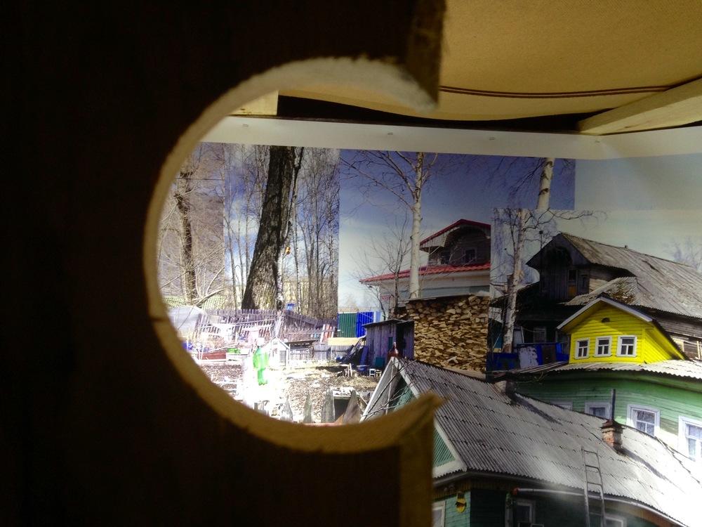 Maria Gradin – Peeping Barents
