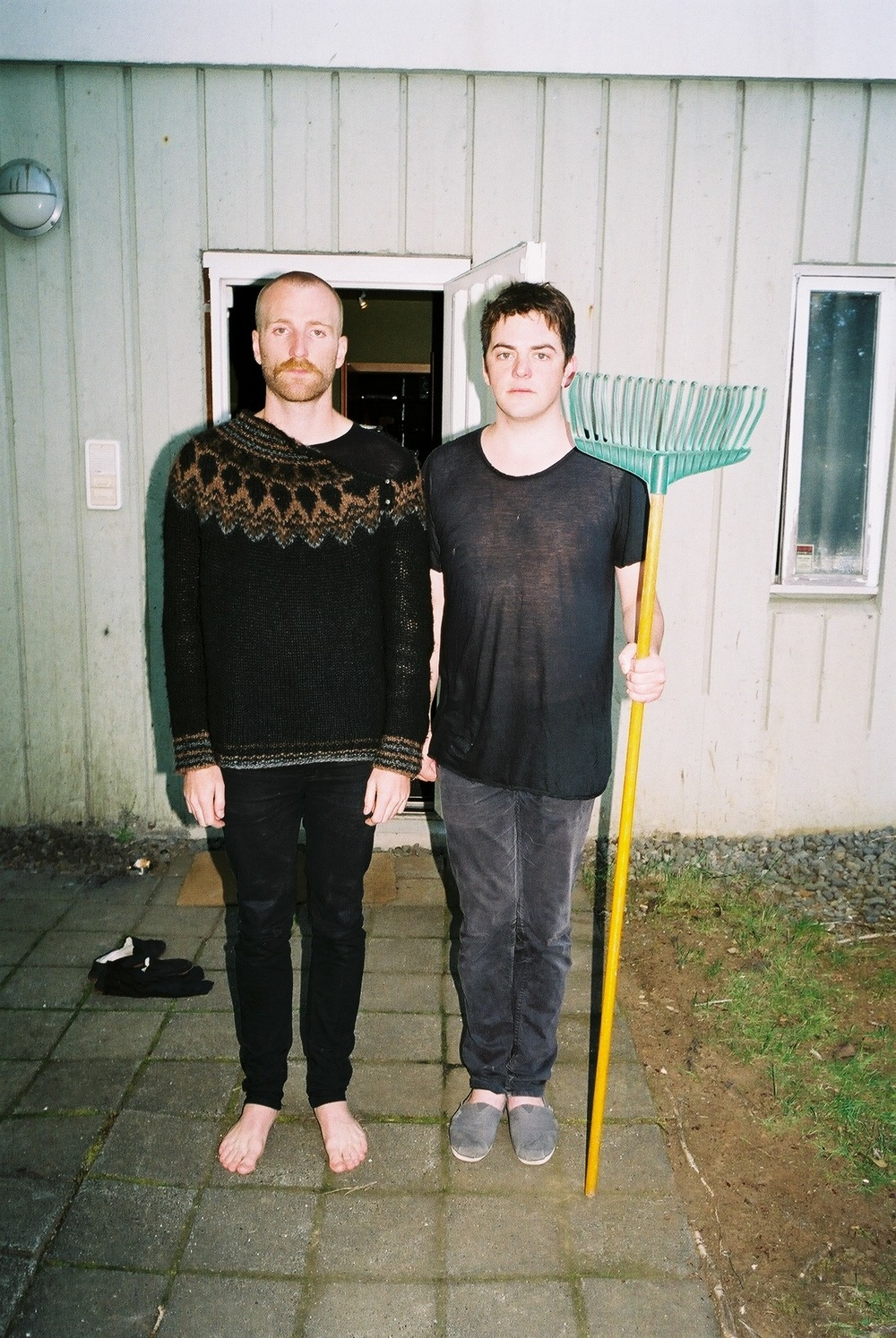 ben frost & nico muhly