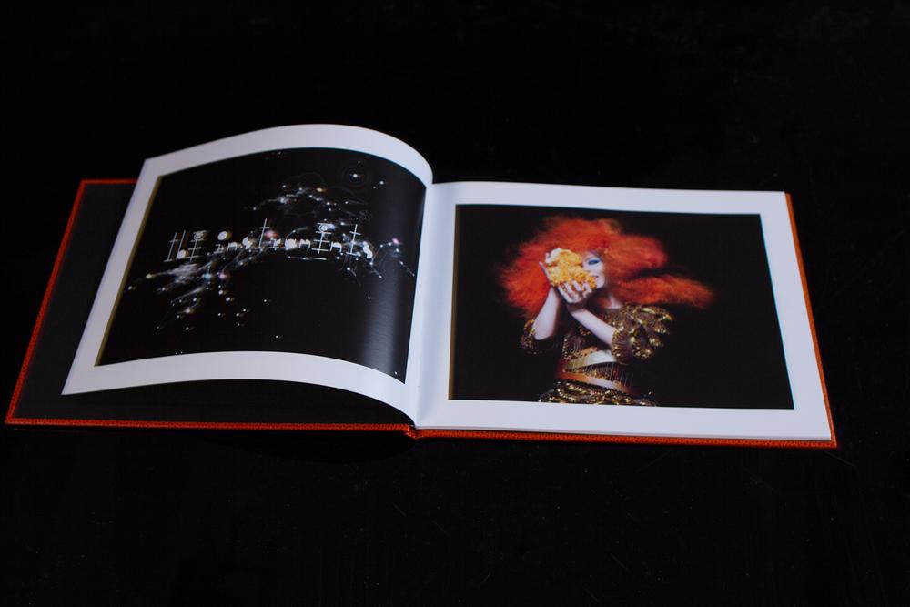 Björk - Biophilia catalog