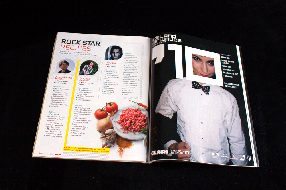 Clash Magazine