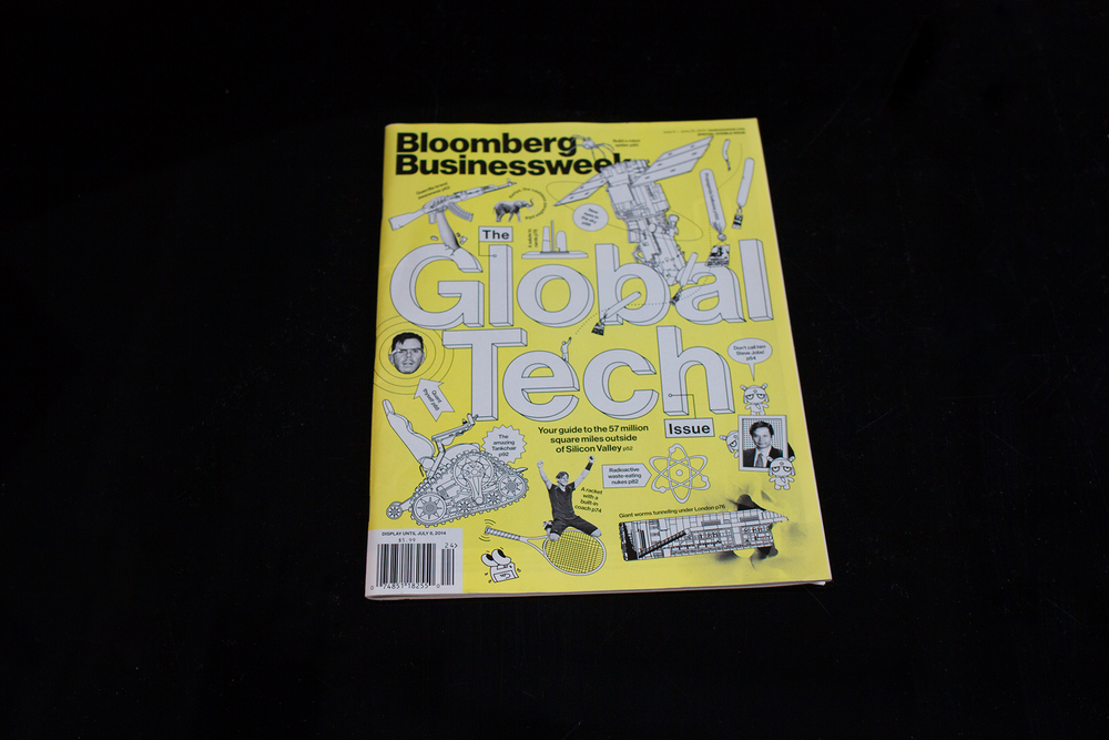 Bloomberg Business News