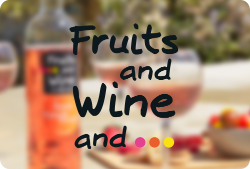 Fruits & Wine – International Brand Campaign