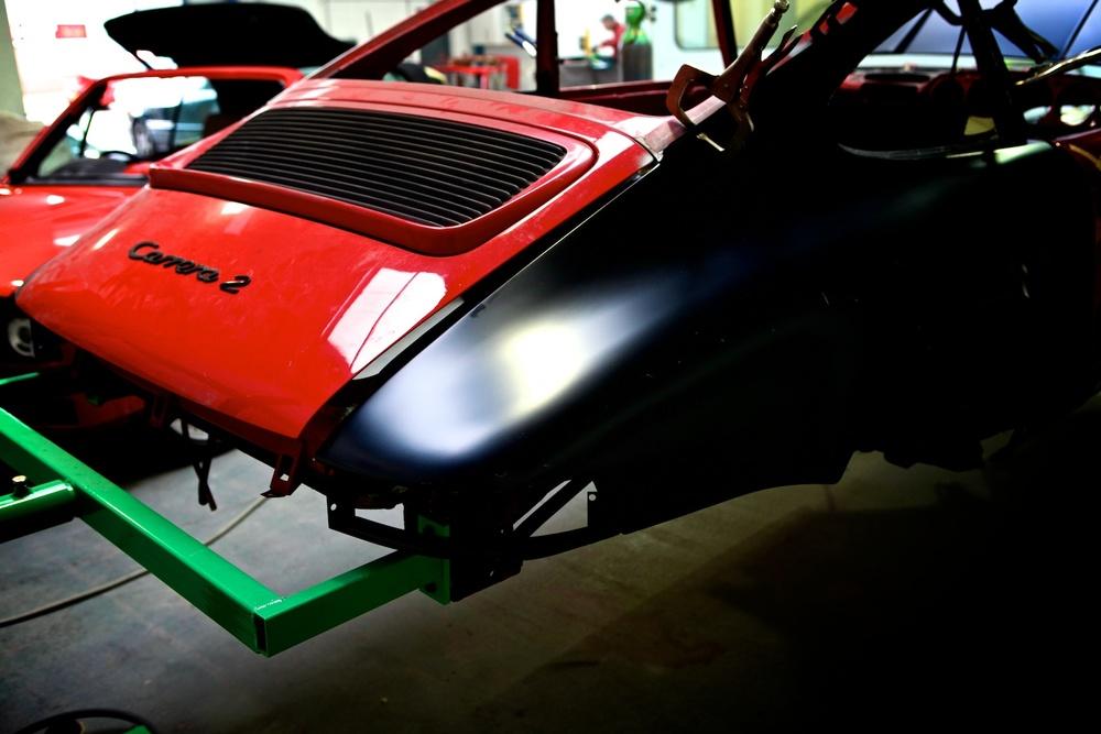 Precision Porsche 964 Backdate