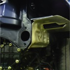 porsche 993 Chassis legs