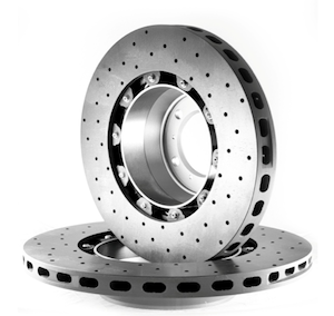 Porsche Carbon Ceramic Brake discs