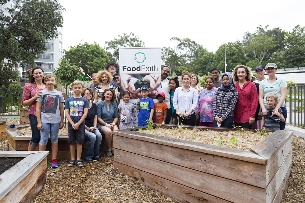 Planting Seeds Community Garden