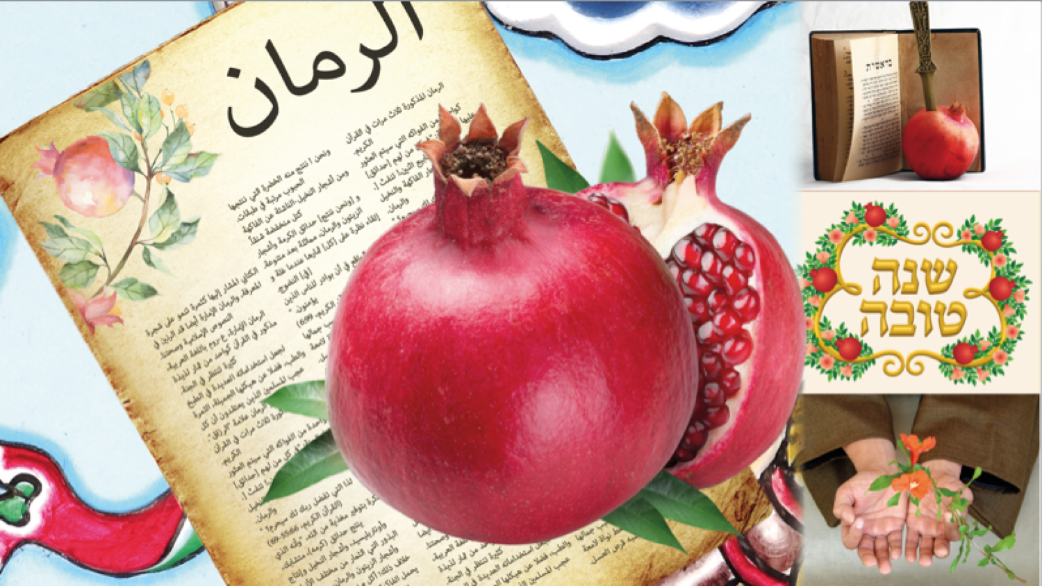The Significance Of The Pomegranate Foodfaith
