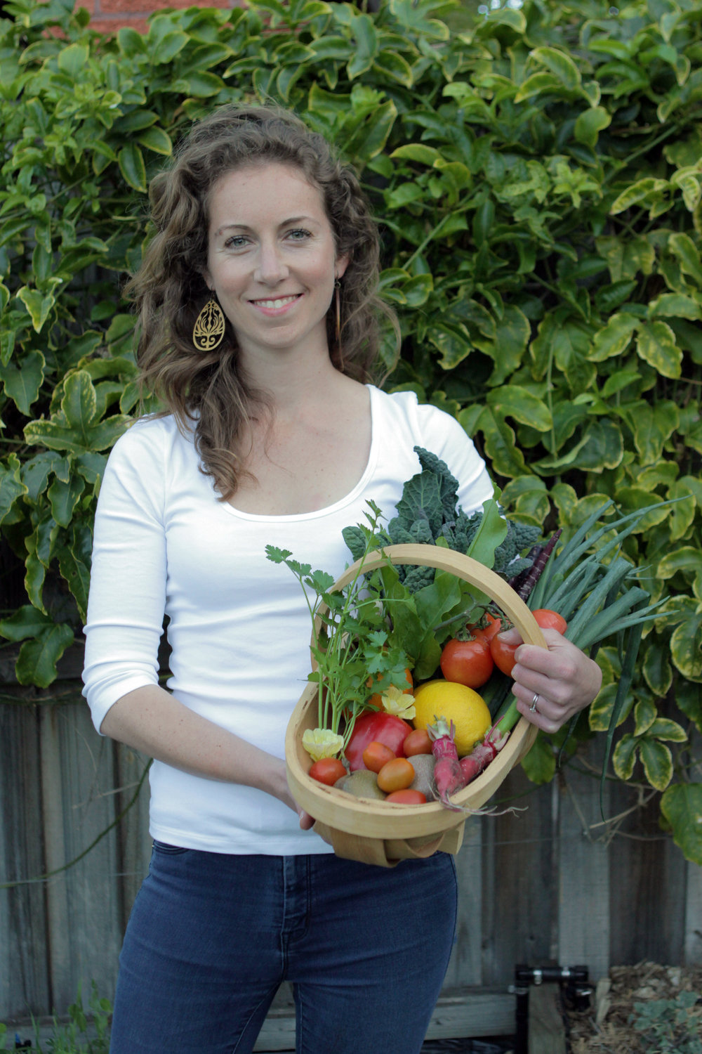 Laurie Green, Founder of Crop Swap