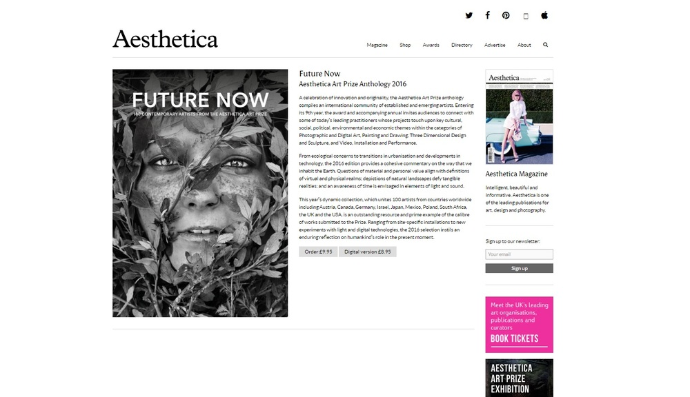 Future Now (100 contemporary artists)
