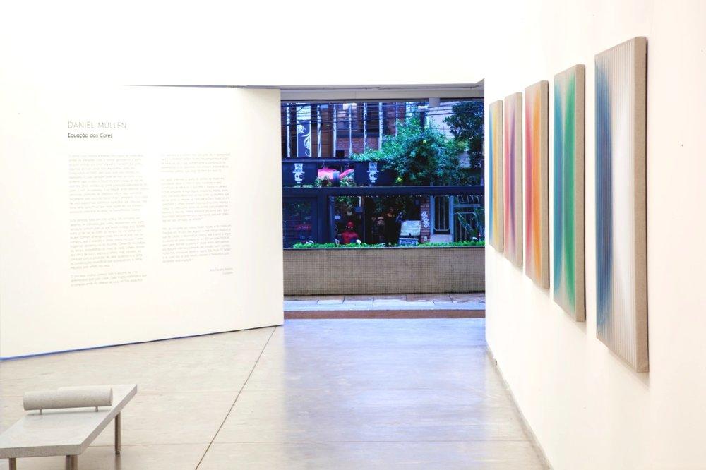 Runs Until May 4th   Kogan Amaro Gallery,    Curator: Ana Carolina Ralston São Paulo, Brasil