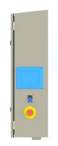 SP1 Automatic Splicer HMI Controls