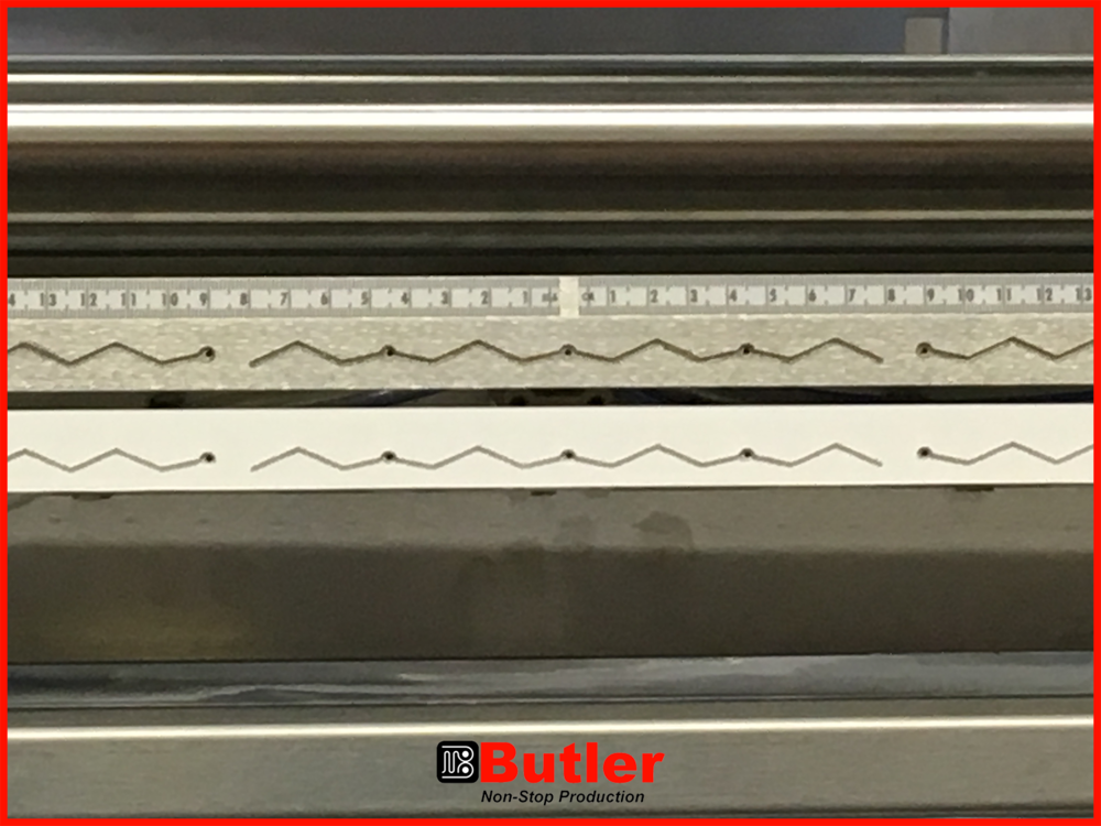 Butler Automatic Wave Bar for SP1 Splicer