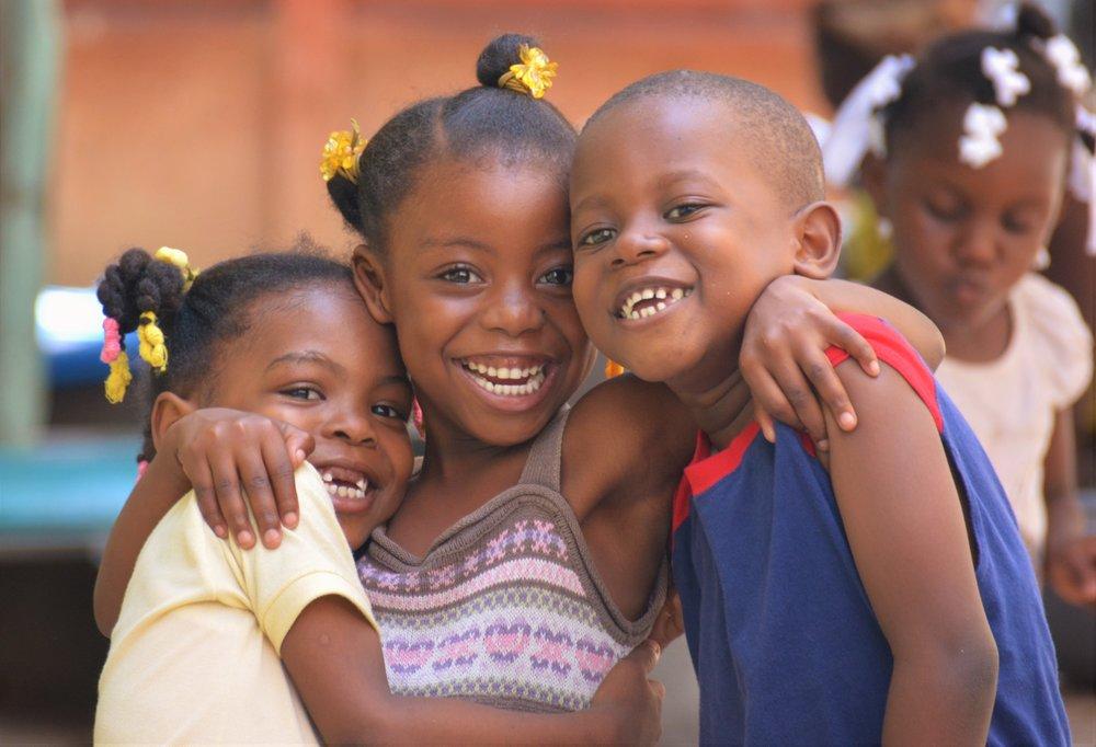 Friends make the world a better place!