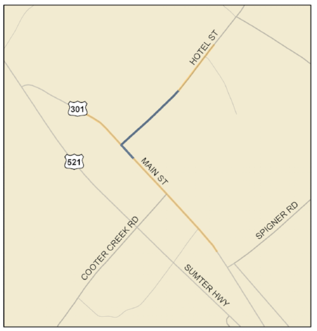Alcolu, Clarendon County