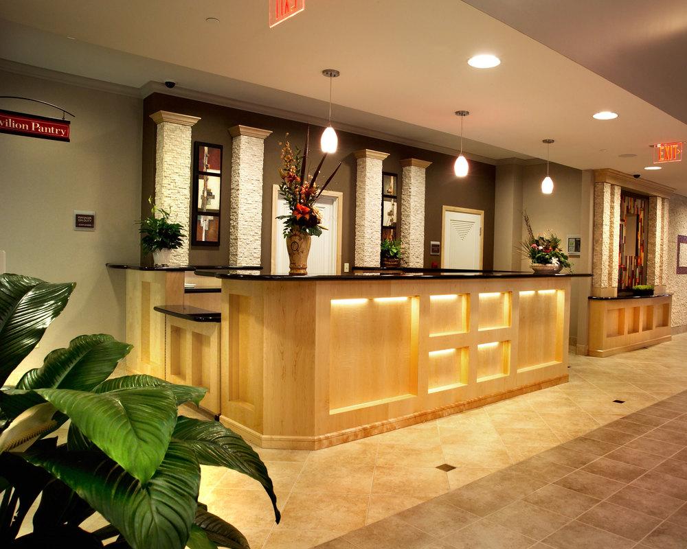 Hilton Garden Inn - Perrysburg, OH — Kaczmar Architects Incorporated