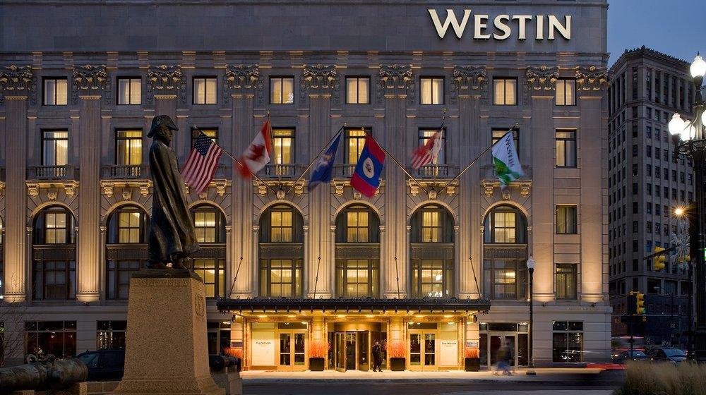 Westin Book Cadillac Hotel & Condominiums - DETROIT, MI