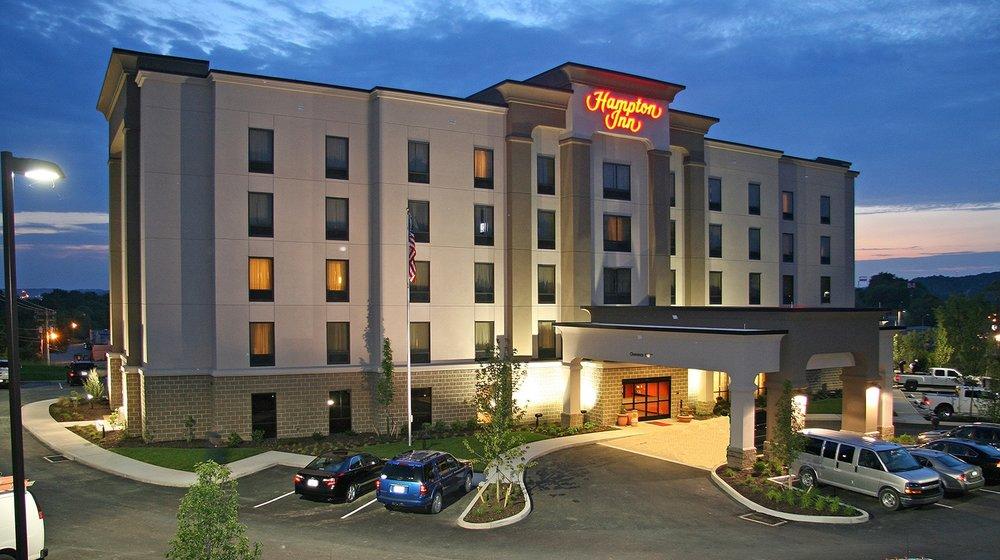 Hampton Inn - WAYNESBURG, PA