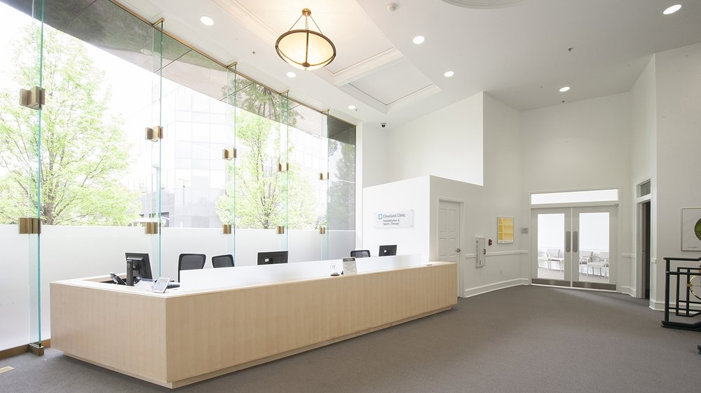 Cleveland Clinic REHABILITATION & SporTS THERAPY Center - BEACHWOOD, OH