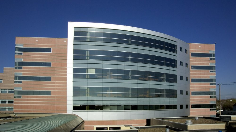 Center for Genomics Research at the Lerner Research Building - CLEVELAND, OH