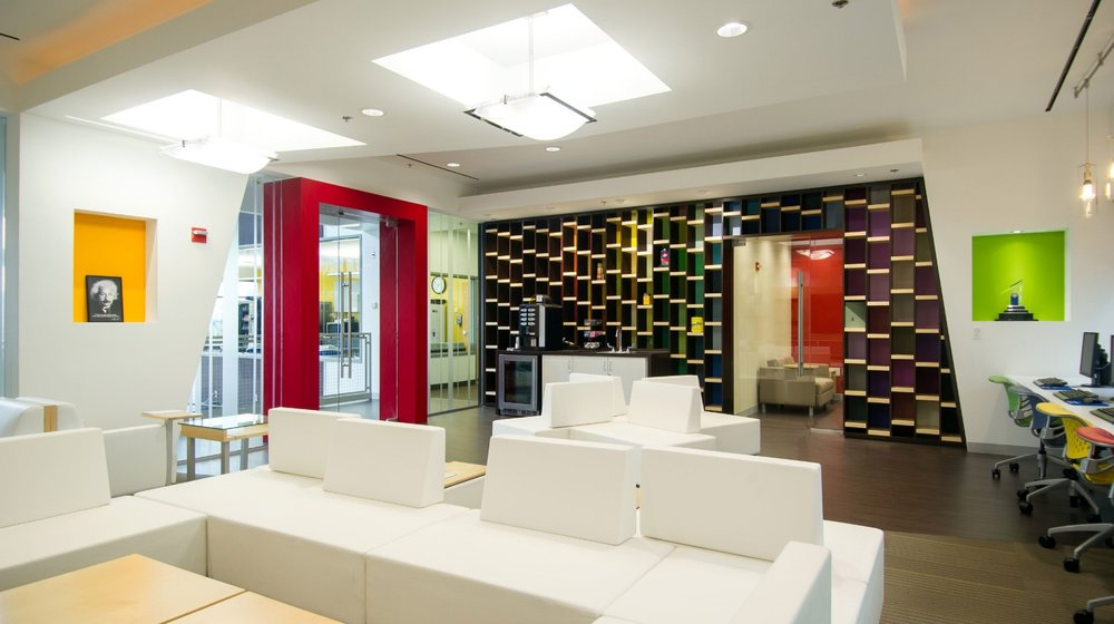 Sherwin-Williams Collaboratory Room - CLEVELAND, OH
