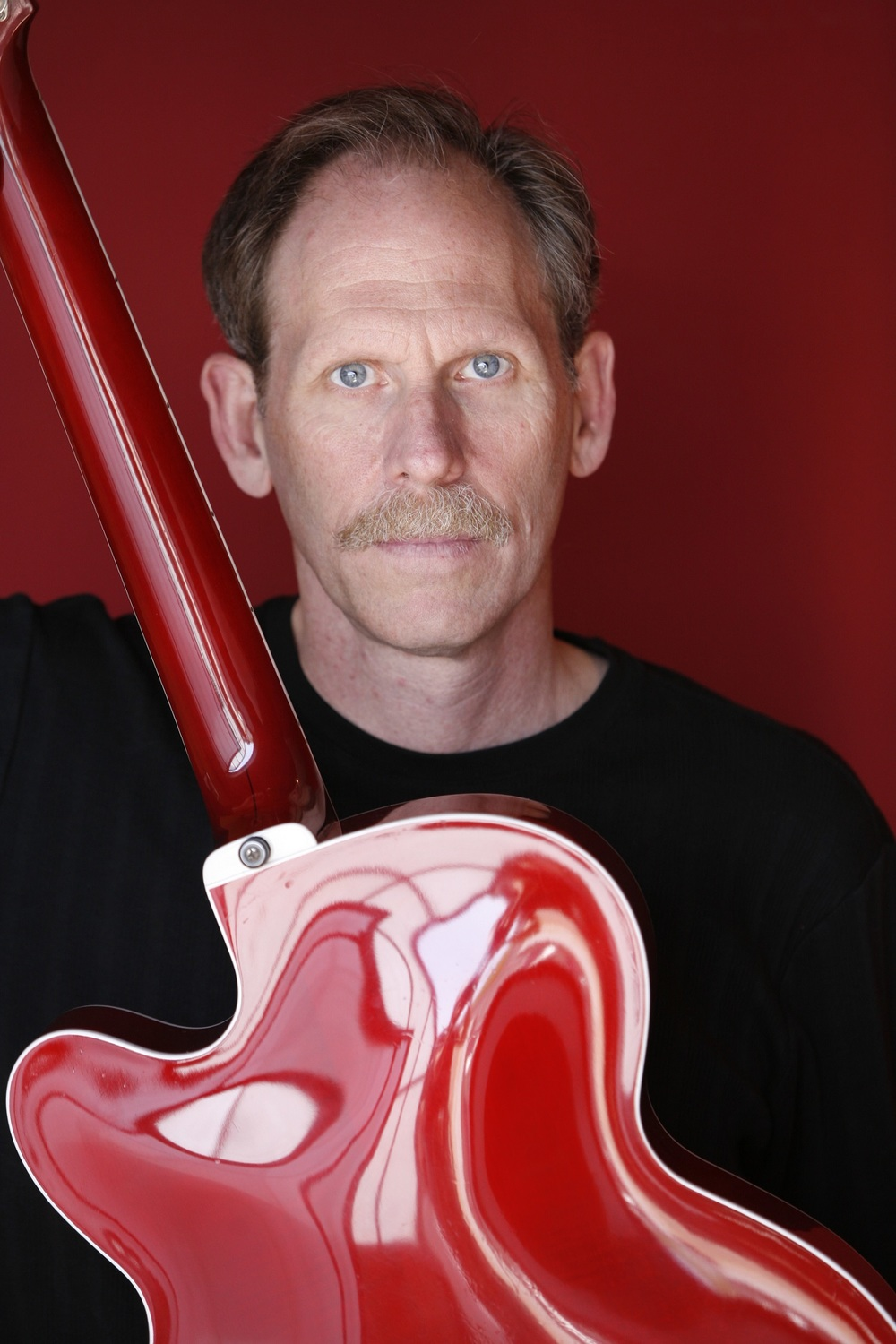 Bruce Forman - Red Guitar