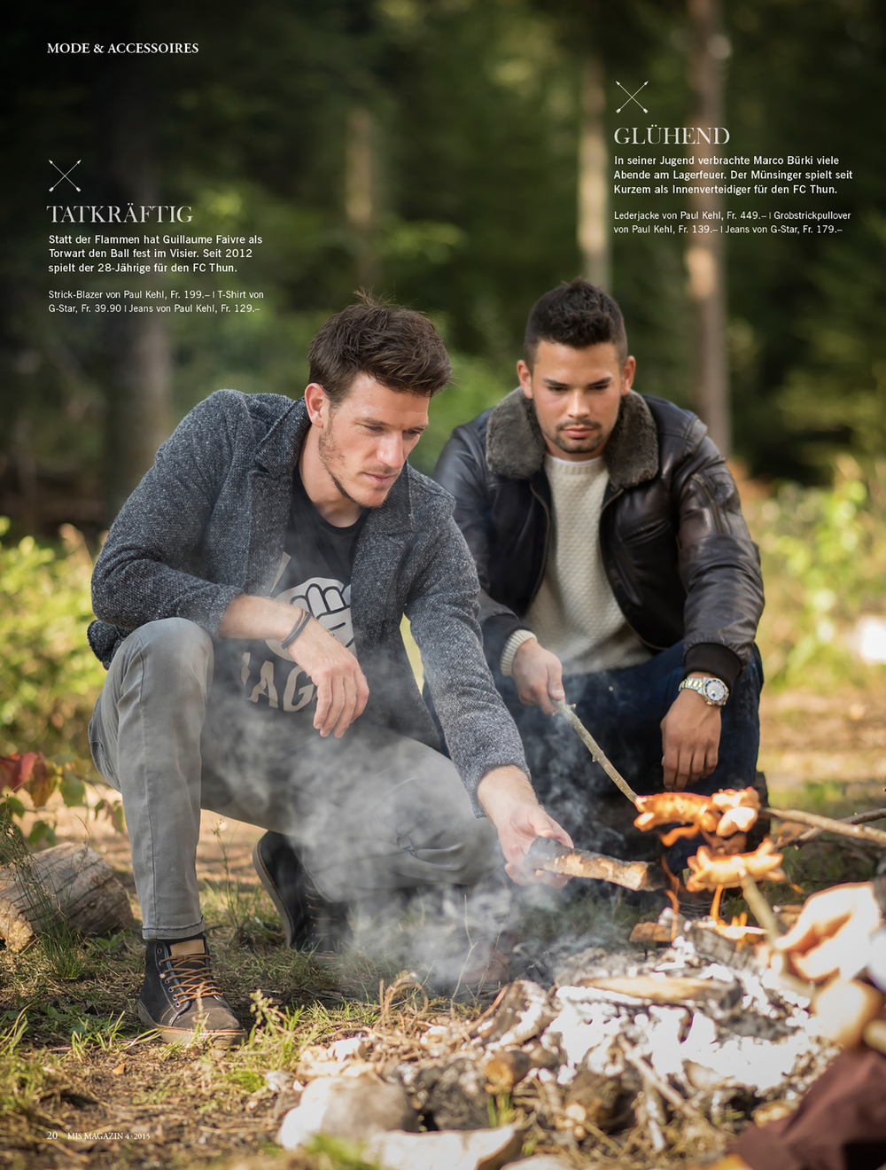 guillaume faivre & marco bürki for mis magazin