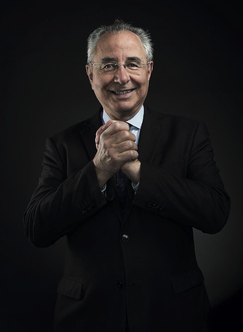 Rene Roudaut, Französischer Botschafter in der Schweiz, passend zur EM in Frankreich :-).