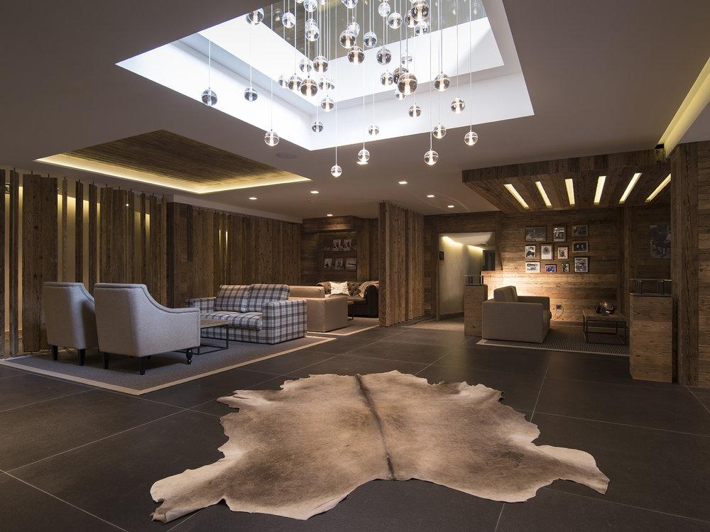 Hotel Rougemont: wunderbare Location. Edel, vom Feinsten und auch mit einer grandiosen Umgebung.
