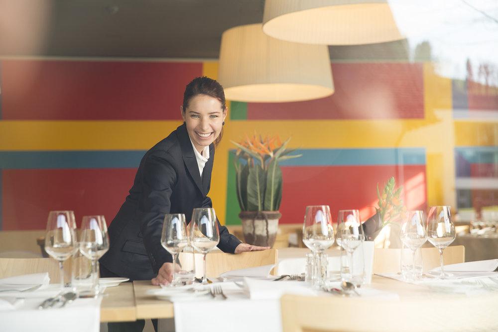 Seminare, Anlässe und Hochzeiten stehen im Hotel Bocken in Kombination mit Gastfreundschaft hoch im Kurs.