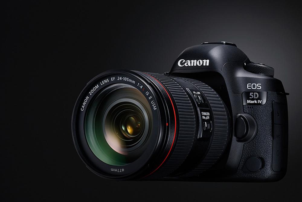 Die Canon 5D Mark lV ist wirklich für Filmprojekte eine tolle Kamera.