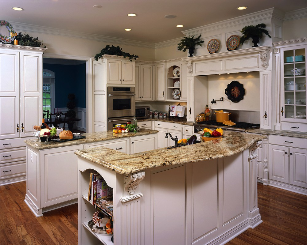 Southern Kitchen with Granite