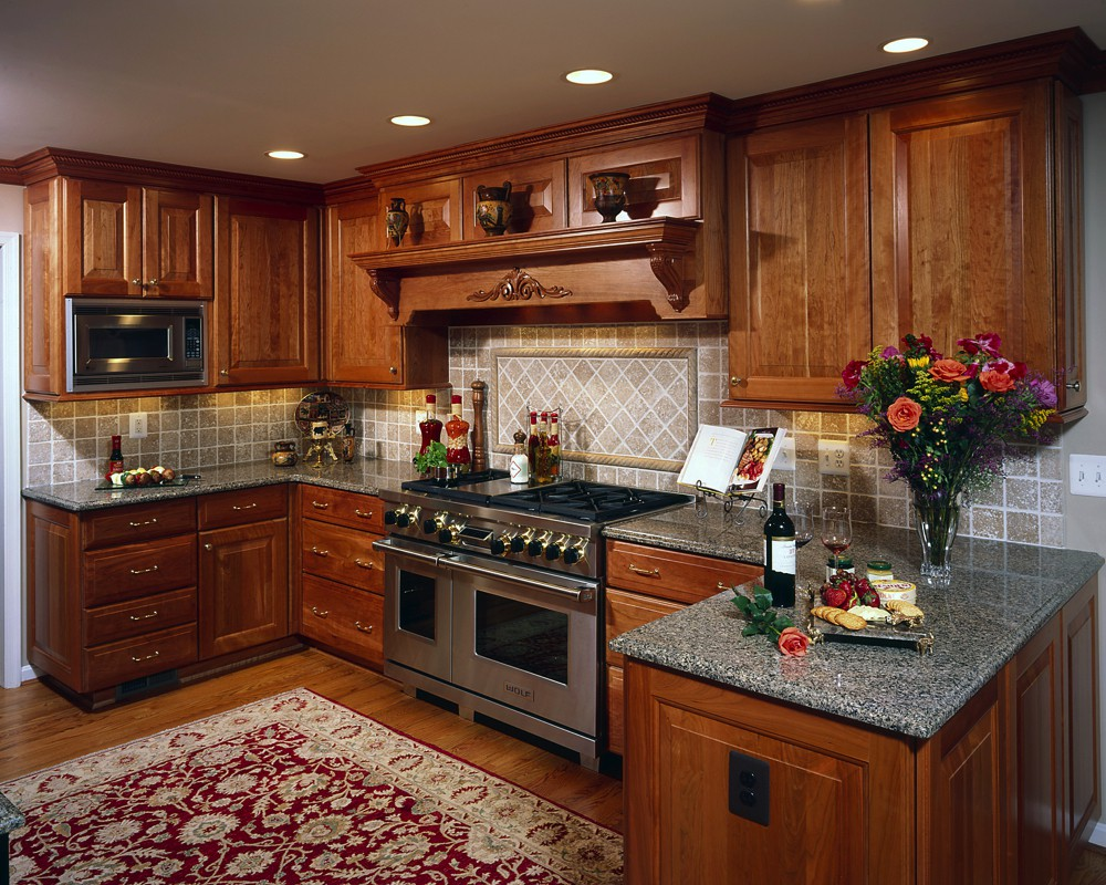 Traditional Southern Kitchen
