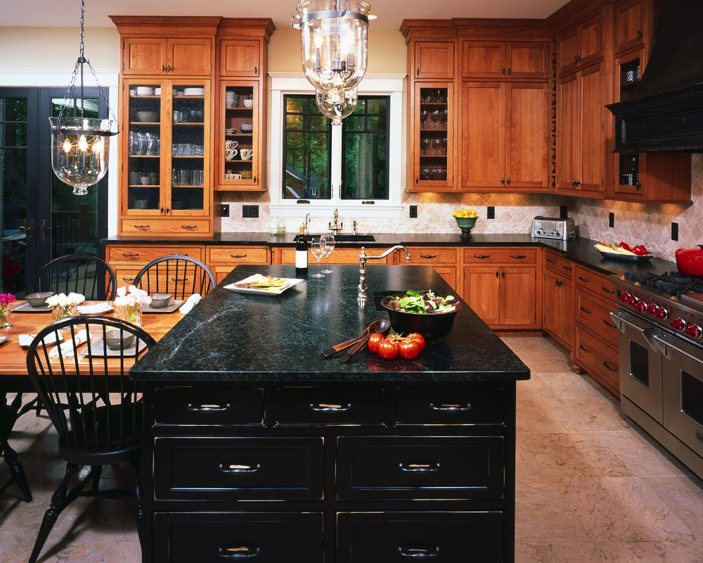 Southern Kitchen Traditional Design
