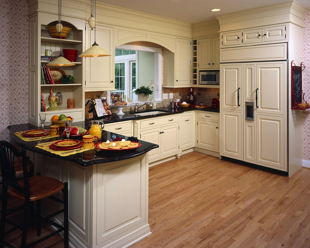 Traditional Southern Kitchen Virginia