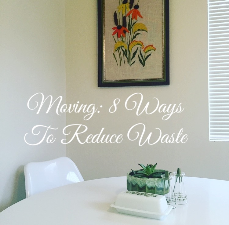 Moving: 8 Ways To Reduce Waste — Kind Planet