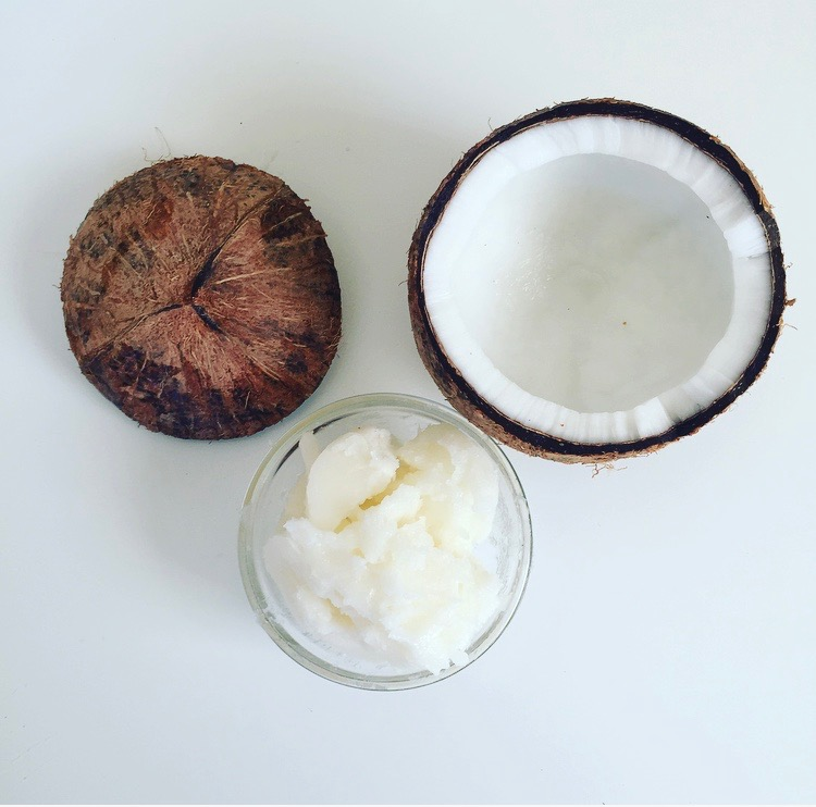 Coconut oil is so versatile!
