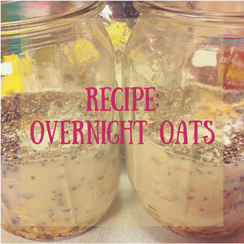 Recipe-Overnight Oats (1)