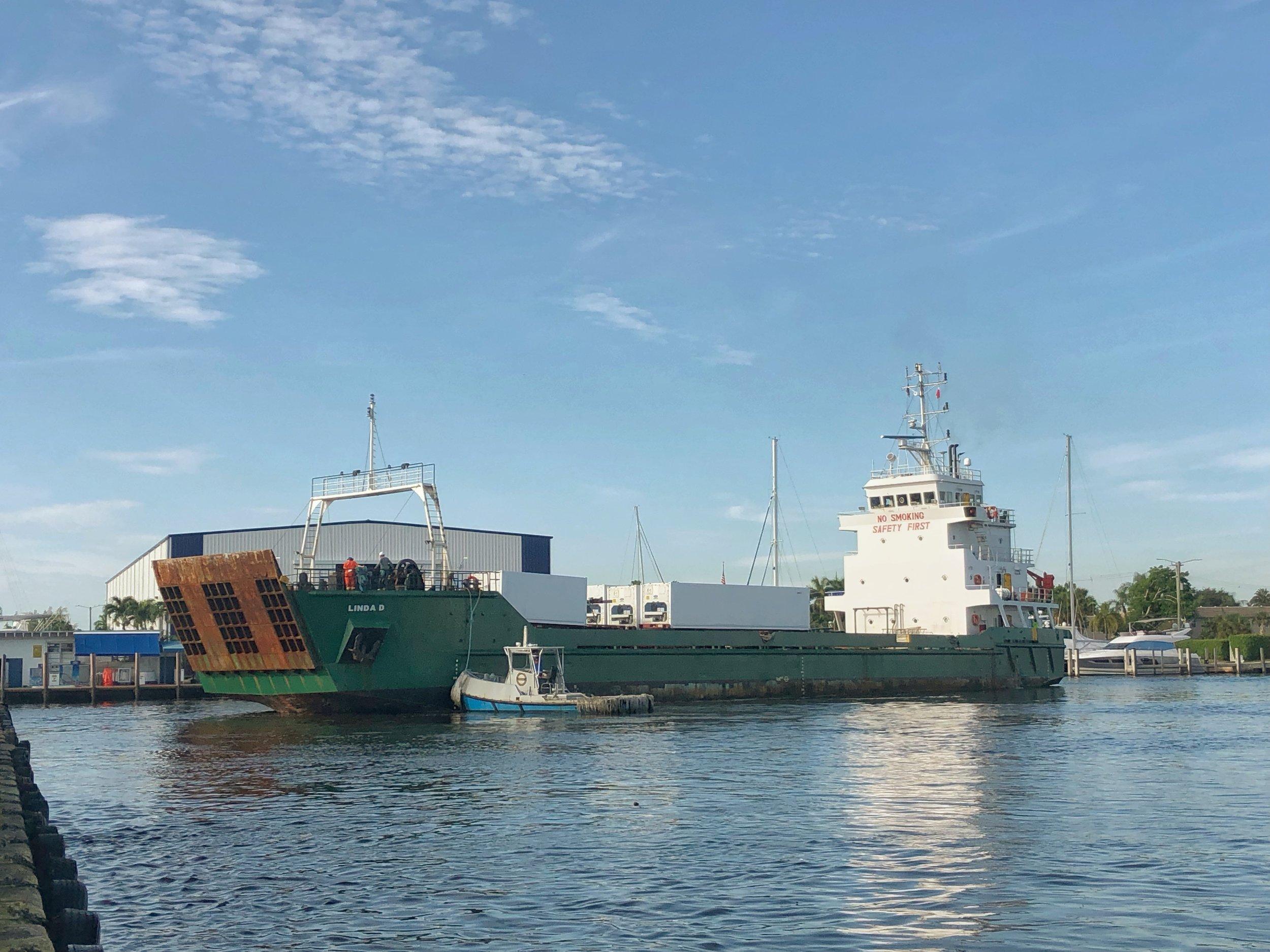 SHIPPING A CAR — Stevenson Formel Freight Services
