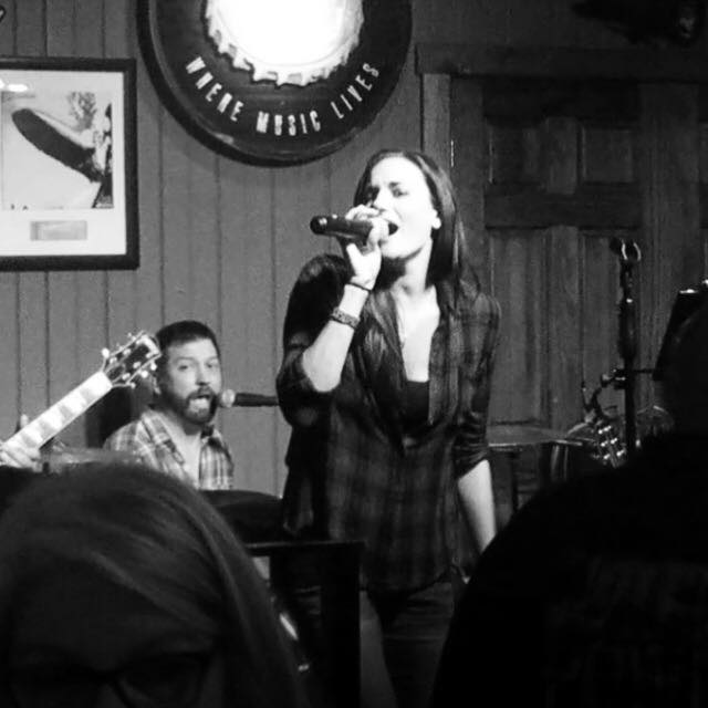 Chrissy Karl of CK and The Gray at Gruben's Uptown Tap in Plainfield, IL