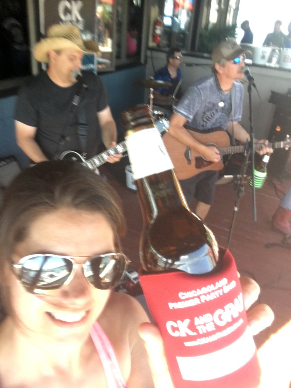 Sara Szok  & Neal Rudnik - #ckkoozie - CK and The Gray