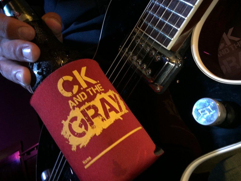 Gretsch Duo Jet - #ckcancooler  #ckkoozie - CK and The Gray