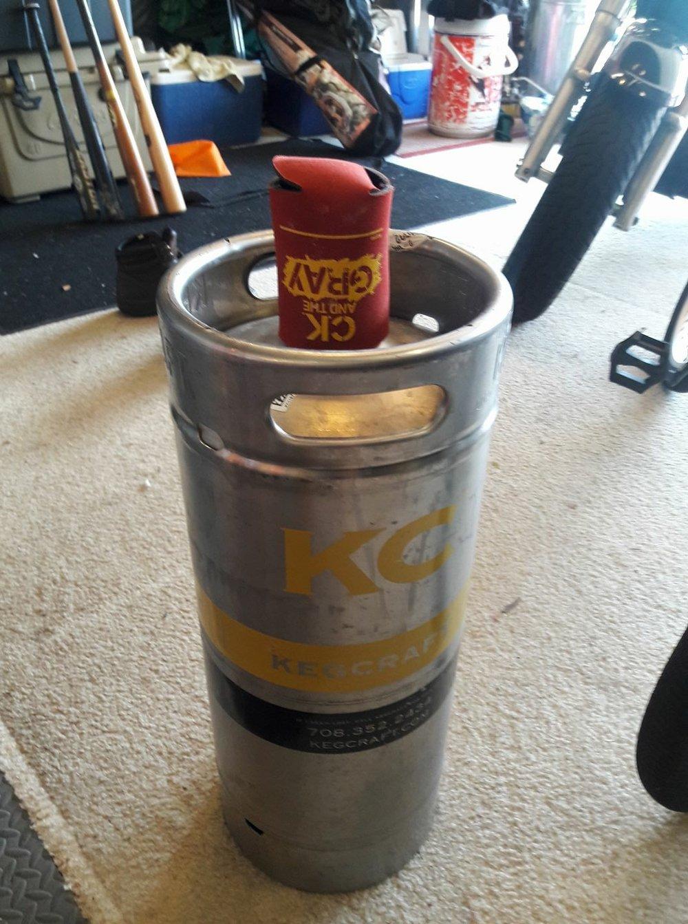 #ckcancooler #ckkoozie - CK and The Gray