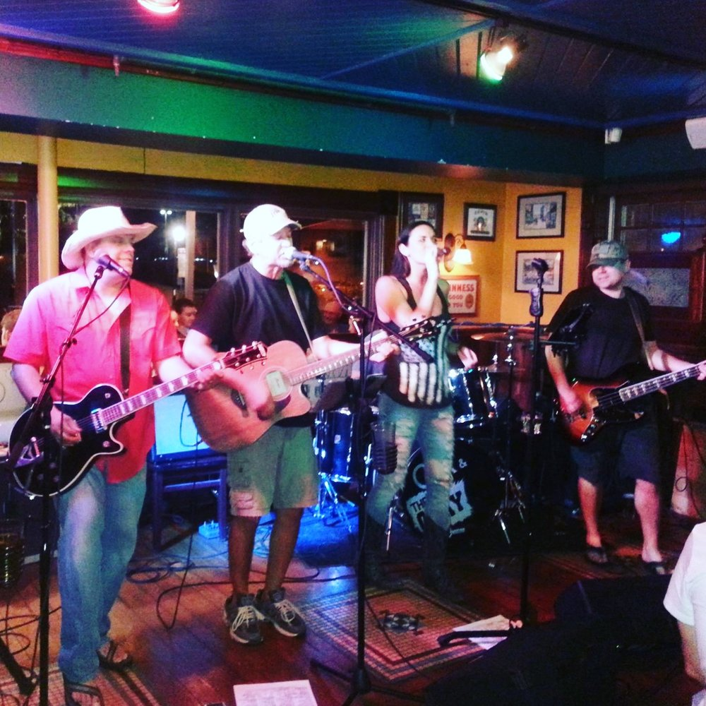 CK and The Gray at Quigley's