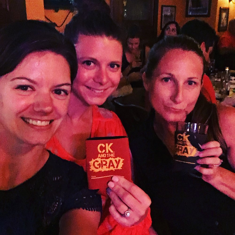 #ckkoozie -  CK and The Gray