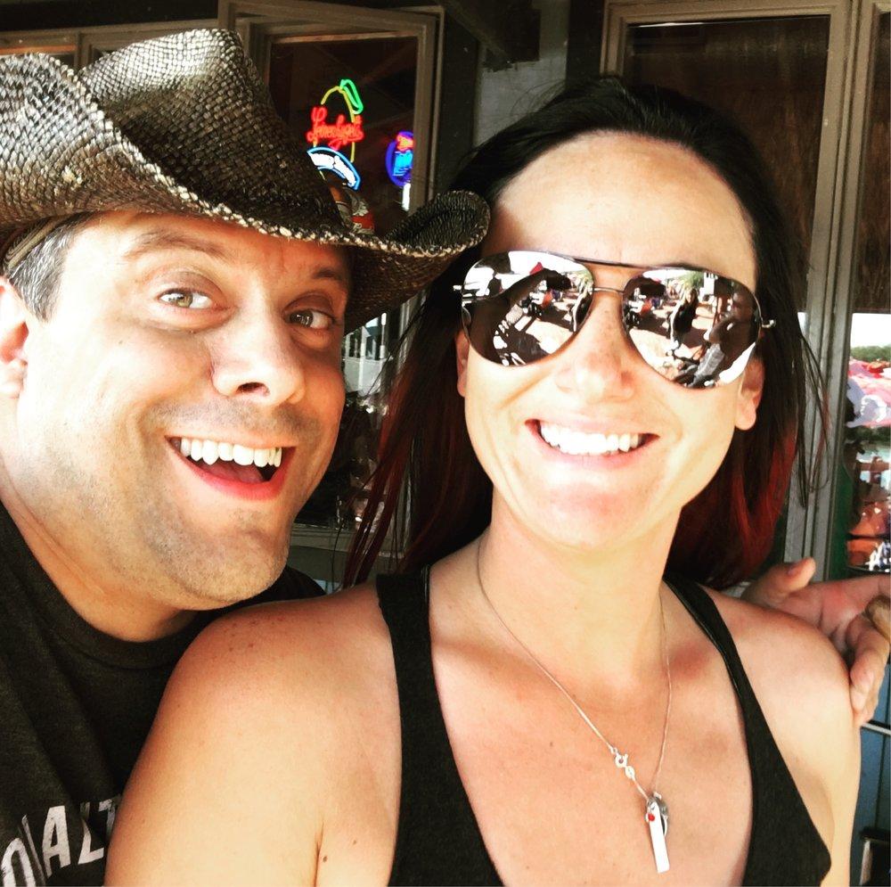 Neal Rudnik & Chrissy Karl