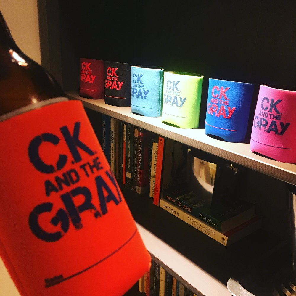 New #ckkoozie colors!