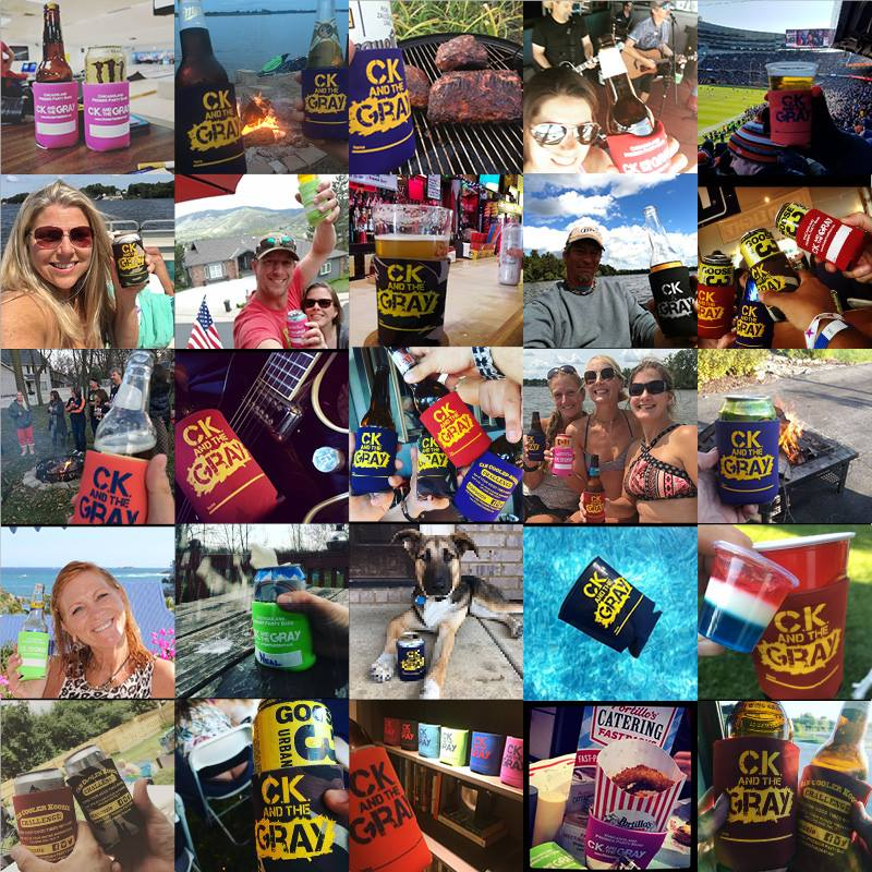 CK and The Gray 2017 highlights! #ckkoozie